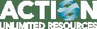 AUR white logo