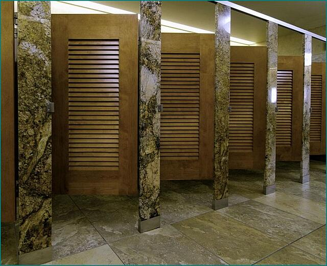 Which Restroom Stall is the Cleanest?