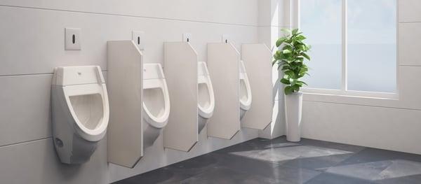 Clean Urinals