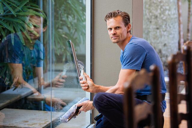 Now That Spring Is Upon Us, It's Time For Window Cleaning Tips