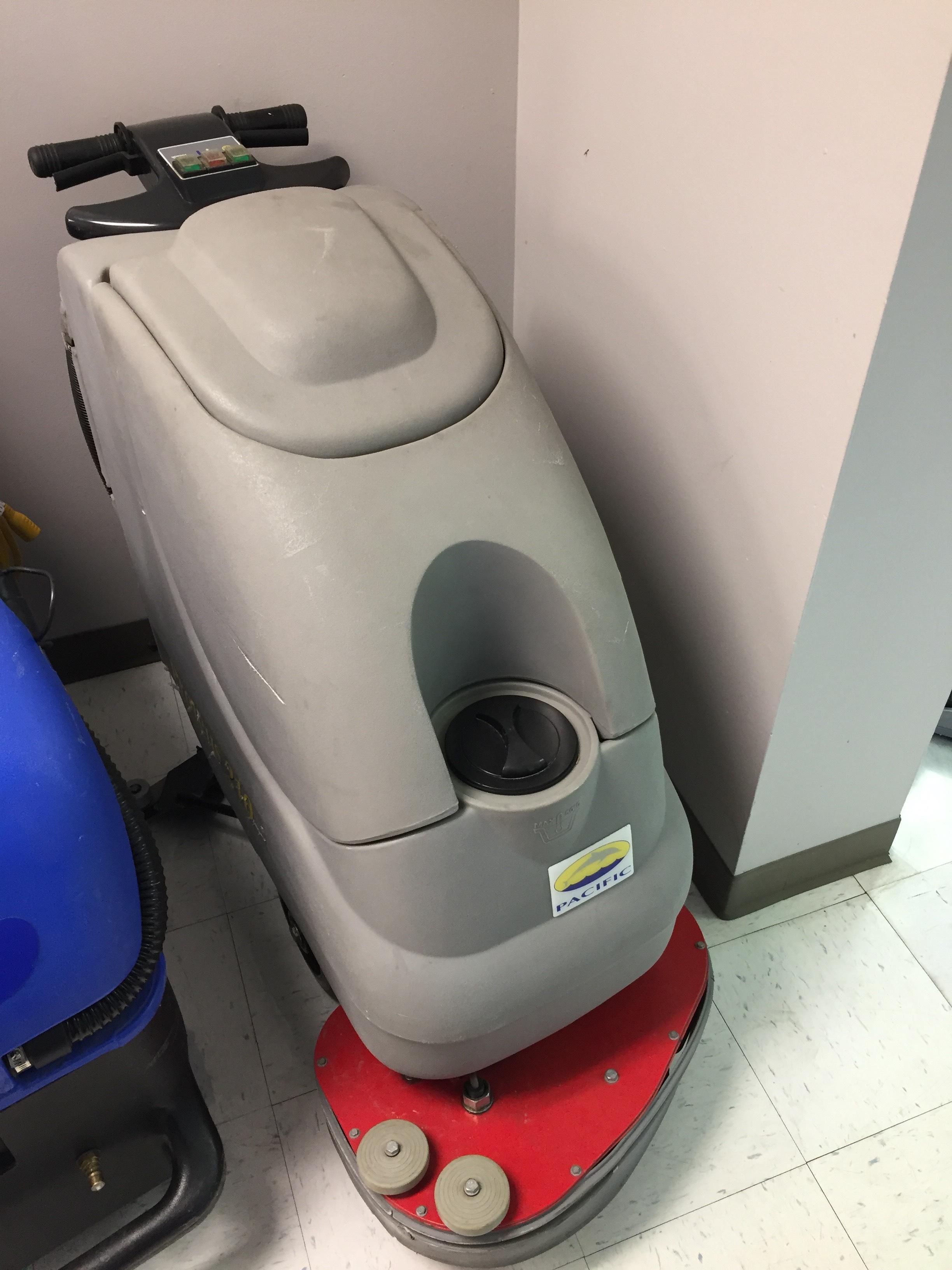 used auto scrubber