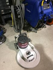 used floor burnisher