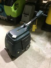used nobles carpet extractor