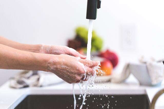 Hand Washing, Are You Doing It Properly?