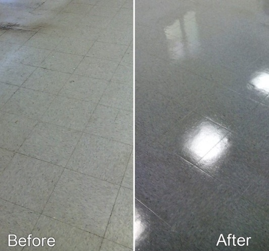 Finally The Answer What S The Best Vct Floor Finish