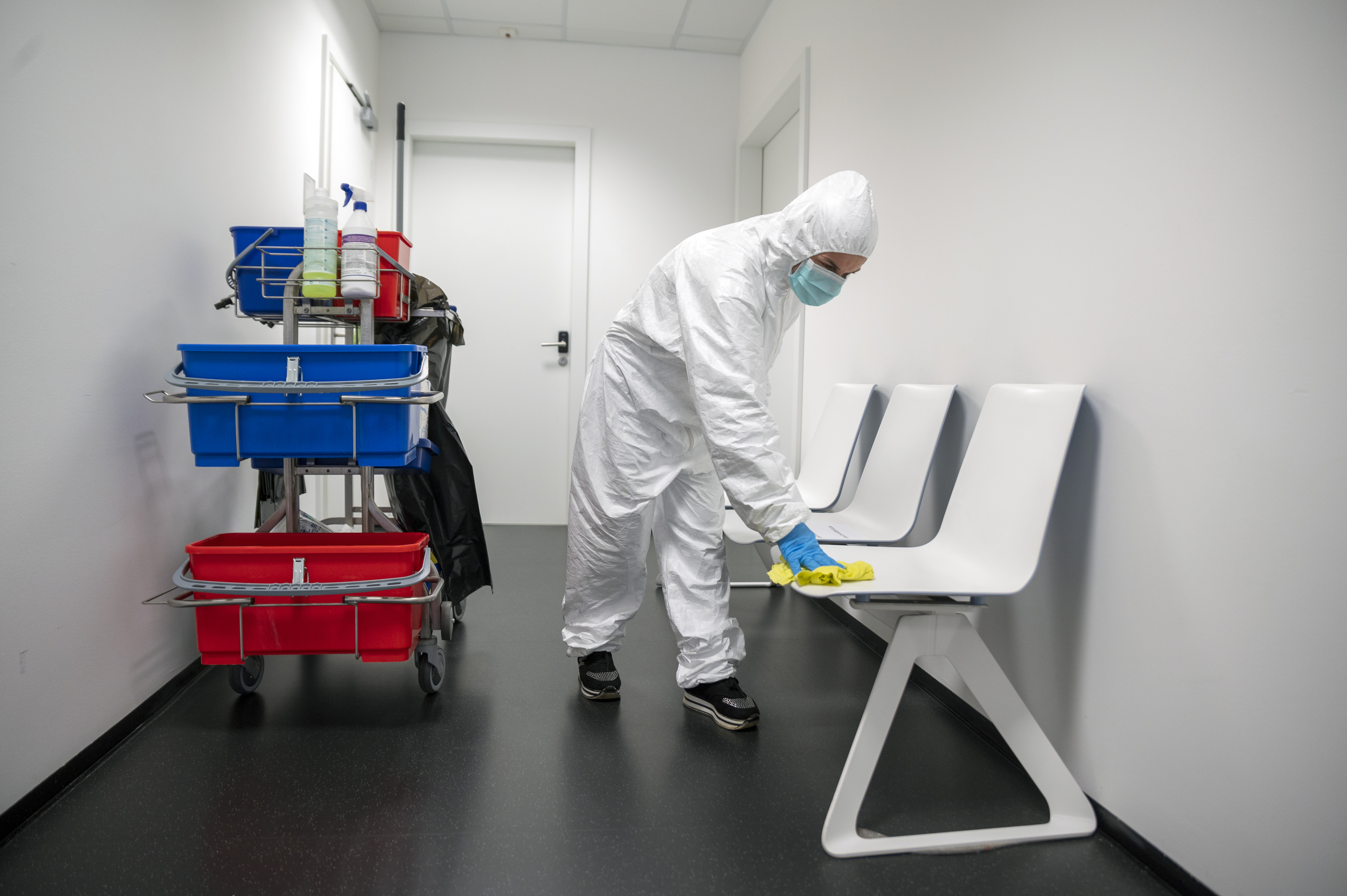 Improving Patient Care through Healthcare Facility Safety & Hygiene