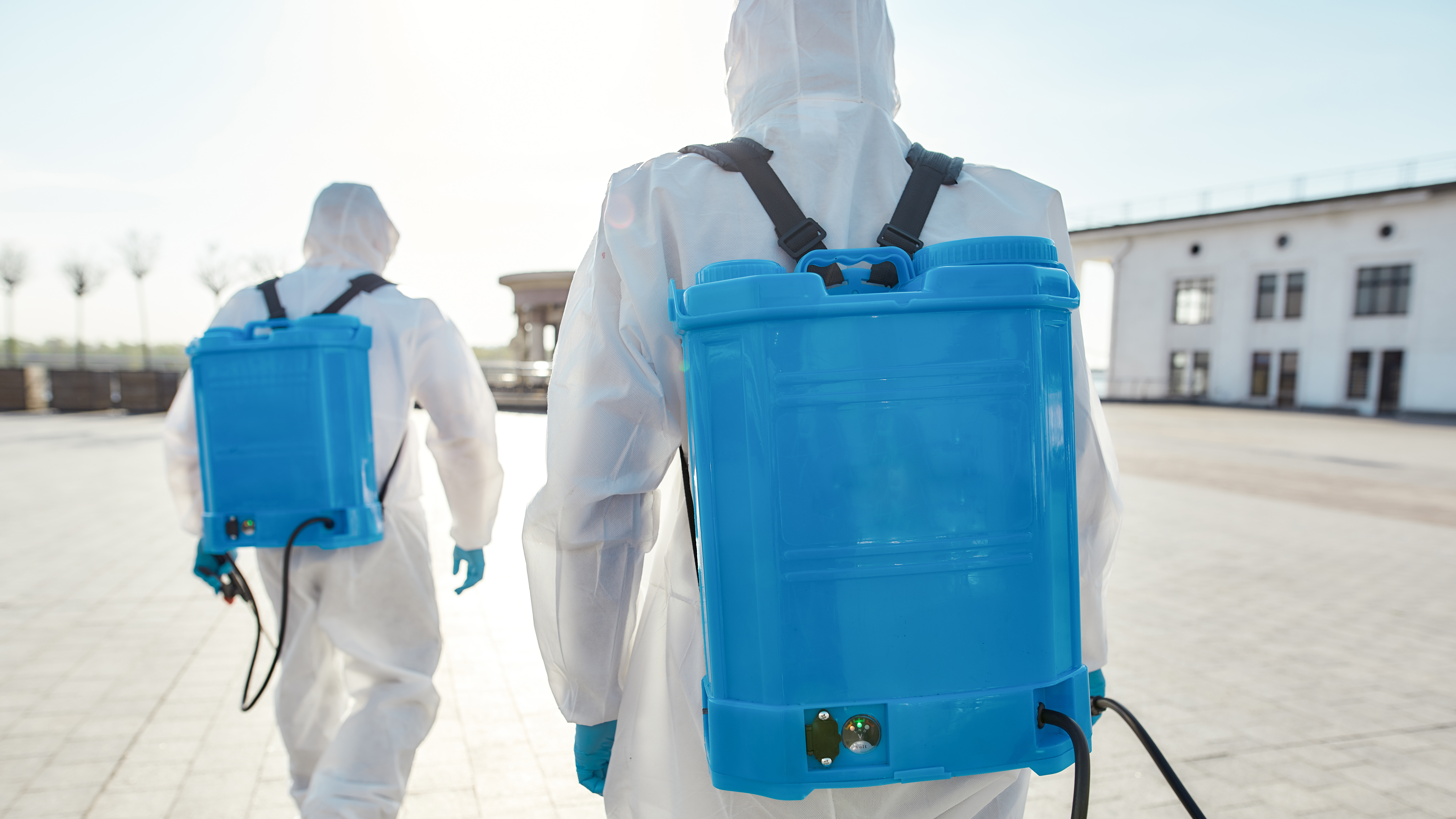Ask the Expert: Why Can't Electrostatic Sprayers Be Used with Disinfects?